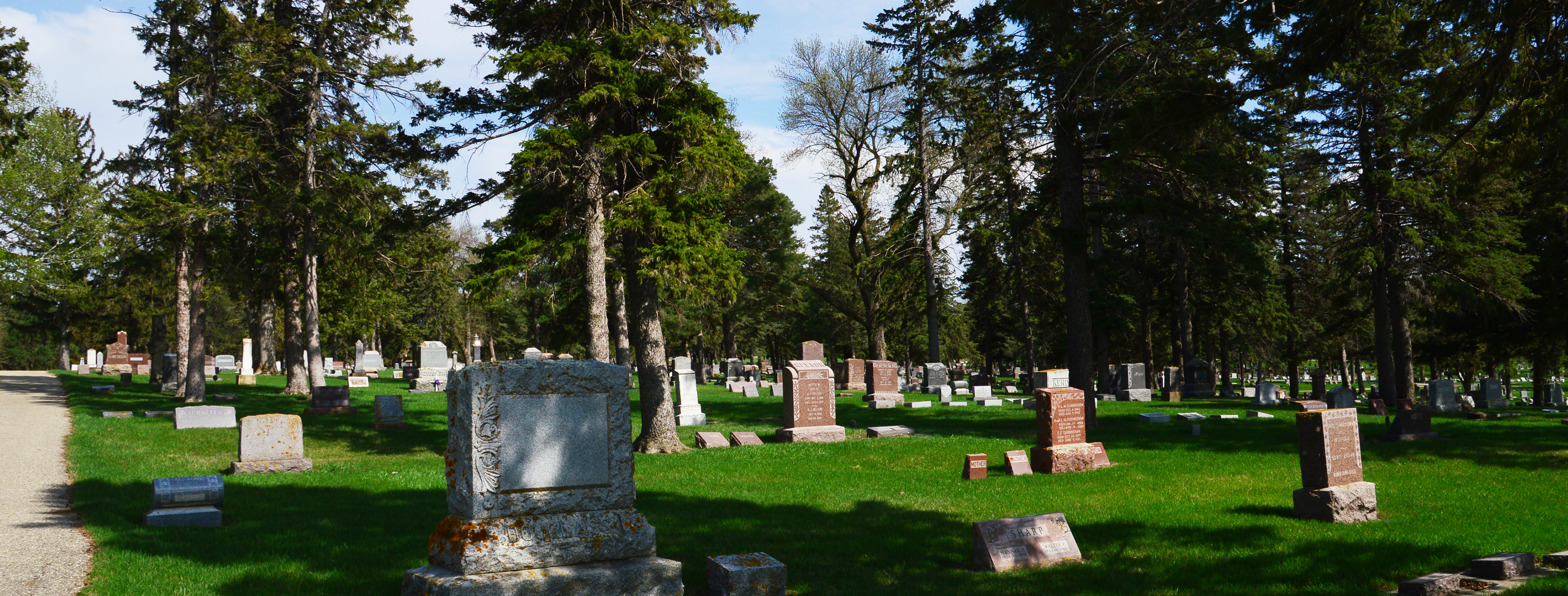 Find Greenwood Cemetery